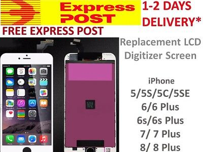AU25.69 • Buy NEW LCD Touch Screen Replacement Digitizer Assembly IPhone 6s 8 Plus 7 6 5 5s SE
