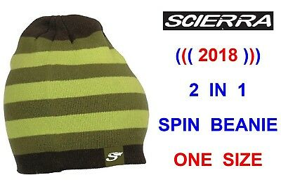 £13.50 • Buy Scierra Spin Beanie Use For Trout Fly Rod Reel Line Vest Wader Wading Jacket Cap