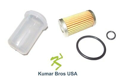 $15.89 • Buy New Mahindra Fuel Filter With O-ring & BOWL 1815HST 2015HST 2216 2516