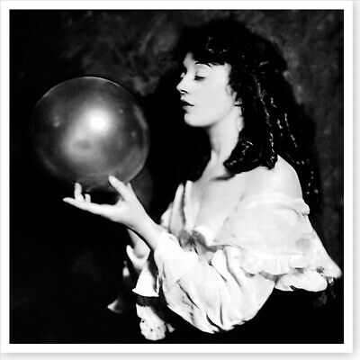 $13.74 • Buy Comedienne Legend Silent Movie Actress Mabel Normand 10 X 10 Silver Halide Photo