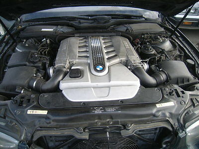 AU3146.10 • Buy (2003-2008) BMW E65 E66 ENGINE MOTOR N73 6.0L V12 760Li 760i 760 ((73K Mile))