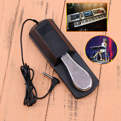 AU31.79 • Buy Keyboard/Digital Piano Damper/Sustain Foot Pedal For Yamaha Casio Roland Korg AU