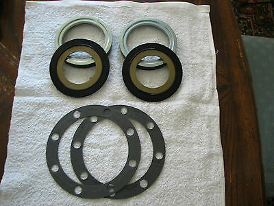 $48.95 • Buy M35  M35a2  M109  Military 2.5 Ton  Rear Axle  Wheel  Seal  Kit  With  Gaskets