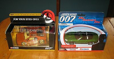 $ CDN89.86 • Buy Corgi James Bond Lotus Esprit Turbo & Jaguar XKR With Box FREE SHIPPING