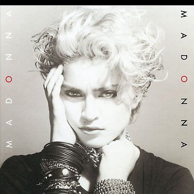 Madonna - Madonna (Debut Album) - Vinyl LP *NEW & SEALED* • 18.99£
