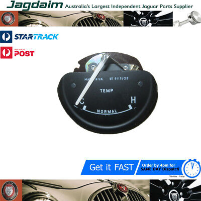 AU131.95 • Buy New Jaguar Daimler XJ6 S1 Water Temperature Gauge C28049