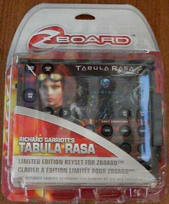 £7.20 • Buy SteelSeries Tabula Rasa Limited Ed Gaming Keyset For Zboard - NEW IN PACKAGE