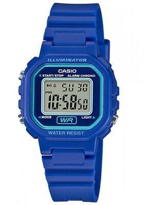 $ CDN15.97 • Buy Casio Women's Classic Digital Quartz Resin Blue Watch LA-20WH-2A