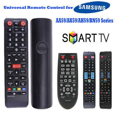Universal Remote Control Controller Replacement For Samsung LCD/LED Smart TV New • 4.80£