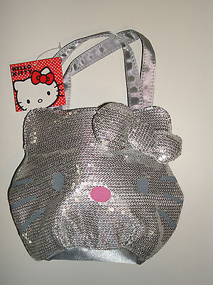 b3ba57b9d Loungefly Hello Kitty Quilted Face Tote Handbag • 27.00$