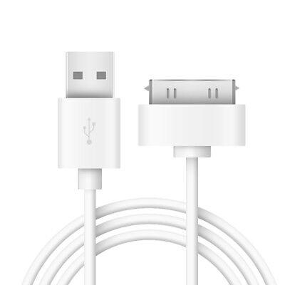 £8.99 • Buy 100% Genuine Apple IPhone IPad IPod 30 Pin To USB Charger Charging Cable Lead