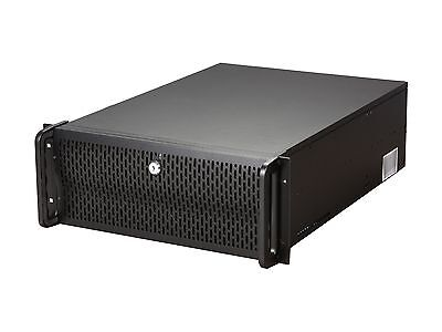 AU218.22 • Buy Rosewill RSV-L4000 4U Rackmount Server Chassis With 8 Internal Bays And 7 Fans