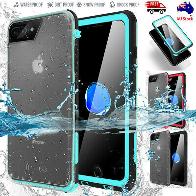AU13.40 • Buy IPhone 8 6S 7/Plus 11 Pro XR XS Max Waterproof Shockproof Dirt Proof Case Cover