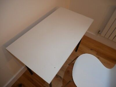 Used Chair + Table ARGOS HOME, Decent Condition For Decent Price • 25£