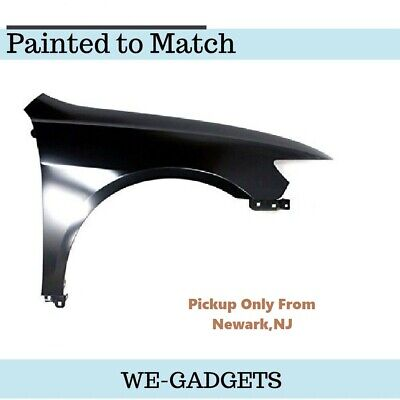 $311.47 • Buy Painted To Match Fits Acura TSX 04-08 Front Passengers Side Fender AC1241116