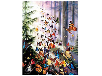 AU14.45 • Buy 3D LiveLife Poster - Butterfly Woods + WARRANTY✓ AUTHENTIC✓