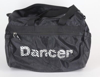 $9.50 • Buy DansBagz Girls Ballet Irish Dancer Shoulder Bag Dance Accessories Zebra Yoga