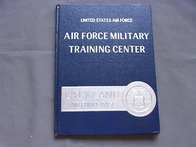 $38.24 • Buy Yearbook Annual Air Force Military Training Center Lackland  Squadron 3711 514