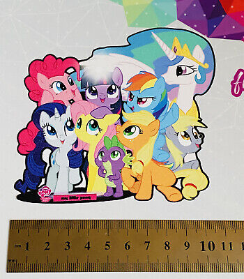 Vinyl Printed Car Vehicle Sticker Graphic Funny,Custom, My Little Pony MLP • 1.50£