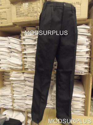 NEW Light Weight PC British Police Prison Officer Security Uniform Trousers • 6.50£