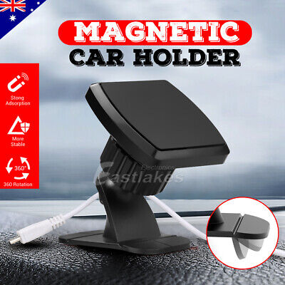 AU12.99 • Buy 360 Degree Rotating Cell Phone Holder Car Magnetic Mount Stand Universal