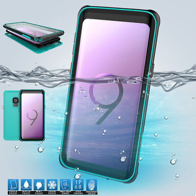 AU20.89 • Buy For Samsung Galaxy S9+ S8+ Note 8 9 Case Waterproof Shockproof Heavy Duty Cover
