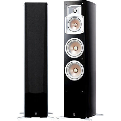 AU1426 • Buy NS555B YAMAHA 3-Way Floorstanding Speakers (pair) NS555BP