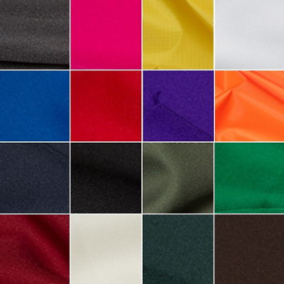 £6.50 • Buy Plain Polyester Twill Fabric 150cm Wide Material Dress Suiting Uniform Skirts
