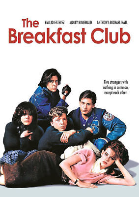 The Breakfast Club Vintage Movie Poster A5..a4 And A3 Options  • 3.10£