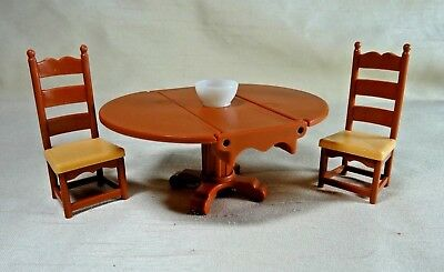 Fisher Price Vintage Table And Chairs
