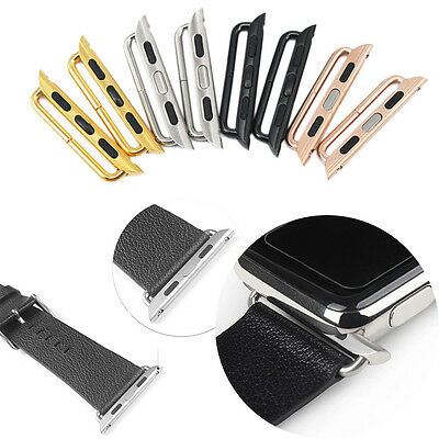 $ CDN4.06 • Buy Band Adapter Kits Strap Connectors 38/42mm For Apple Watch IWatch Series1/2/3/4