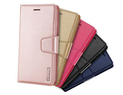 AU11.95 • Buy Nokia 7.2 / 2.2/ 4.2 / 3.2/ 6.2/2.3 Luxury Hanman Leather Wallet Flip Case Cover