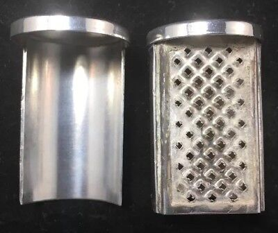 Rare Tiffany Cylindrical Form Sterling Silver Nutmeg Grater • 873.60£