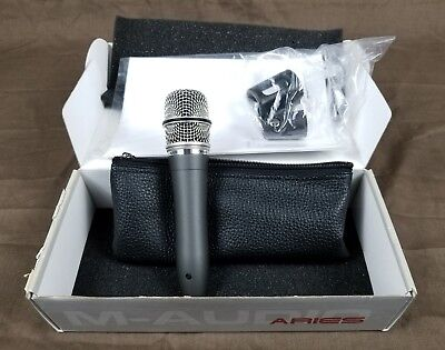 $149.99 • Buy M-Audio Aries Condenser Vocal Microphone New! Free Shipping!