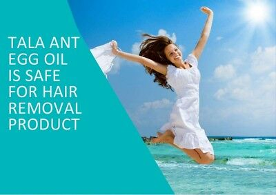 5 Bottle Tala Ant Egg Oil 20 Ml Permanent Hair Reducing & Permanent Hair Removal • 16.45£