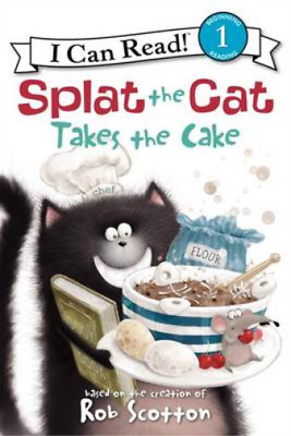 £3.29 • Buy Splat The Cat Takes The Cake (I Can Read! Splat The Cat - Level 1 (Quality)), Hs