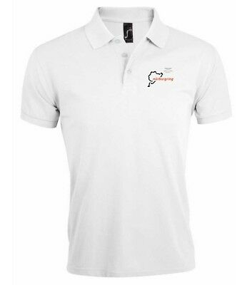 Aston Martin Nurburgring Tribute Polo Shirt • 14.99£