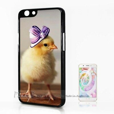 AU9.99 • Buy ( For Oppo A57 ) Back Case Cover P30130 Cute Chicken