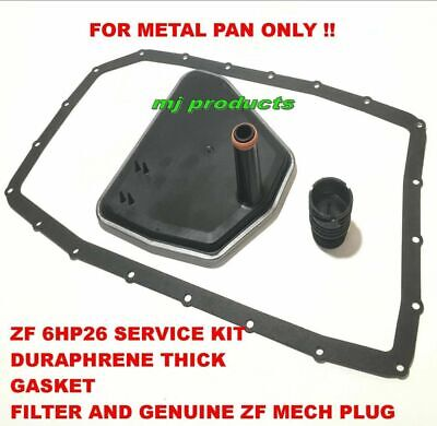AU85 • Buy Ford Zf6hp26 Service Kit / Zf Mechatronic Plug /  Gasket + Filter (steel Pan)