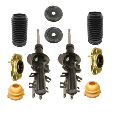 $409.86 • Buy For Volvo 850 C70 S70 V70 Front Struts Bump Stop Bellows Mounts Washers Bilstein