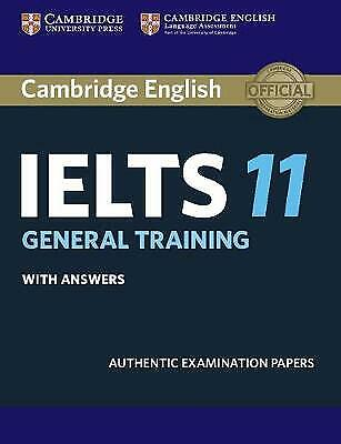 £13.99 • Buy Cambridge IELTS 11 General Training Book With Audio CD