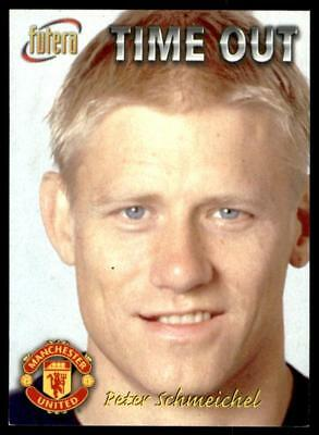 Futera Manchester United 1998 - Peter Schmeichel Time Out No.31 • 1£