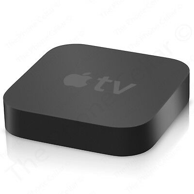 AU55.52 • Buy Apple TV 3 3rd Gen 1080p HDTV Streaming Media Player Netflix ITunes MD199LL/A