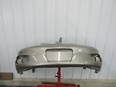 $350 • Buy 1998-2002 Firebird Trans Am Formula WS6 OEM FRONT Bumper Cover Pewter O1