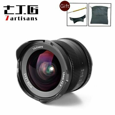 $ CDN248 • Buy 7artisans 12mm F/2.8 Wide Angle Lens For Sony E Mount APS-C NEX-7 A6500 A6300