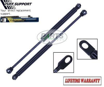 2 Hood Lift Supports Struts Shocks Dampers Springs Prop Rods Arms Replacement
