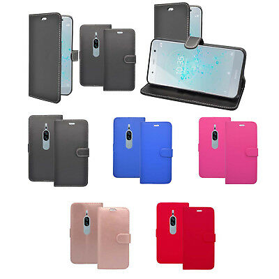 AU7.34 • Buy Case For Sony Xperia XZ2 Premium Wallet Flip PU Leather Stand Card Slot Cover
