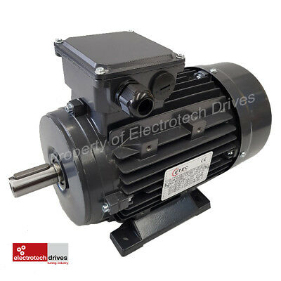 3 Phase Electric Motor 0.09kw To 11kw 1400rpm 2800rpm Three Phase Motors 400v  • 138.89£