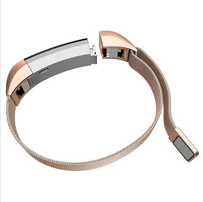 AU33.57 • Buy  North - Mesh Rose Gold Replacement Band For Fitbit Alta Adjustable - VG - READ!