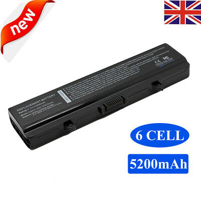 £18.88 • Buy 6CELL Battery For Dell Inspiron 1525 1526 1440 1545 1546 1750 GW240 GP952 NEW UK